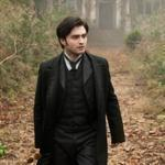 """Daniel Radcliffe stars as Arthur Kipps, an English lawyer with a mopey demeanor in """"The Woman in Black."""""""